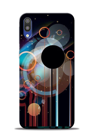 The Rings Samsung Galaxy M10 Mobile Back Cover