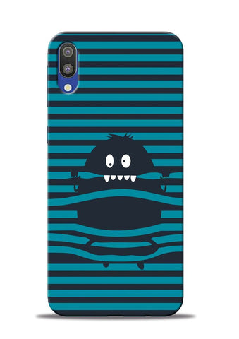 The Frustated Samsung Galaxy M10 Mobile Back Cover