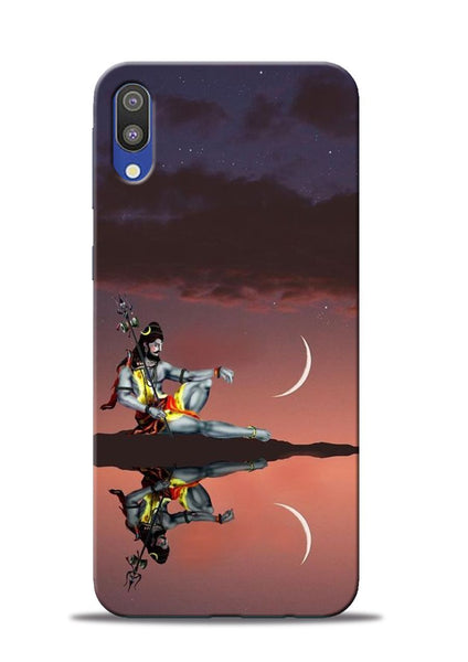 Lord Shiva Samsung Galaxy M10 Mobile Back Cover