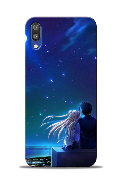 The Great Love Samsung Galaxy M10 Mobile Back Cover