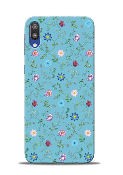 Fallen Flower Samsung Galaxy M10 Mobile Back Cover