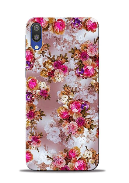 Rose For Love Samsung Galaxy M10 Mobile Back Cover