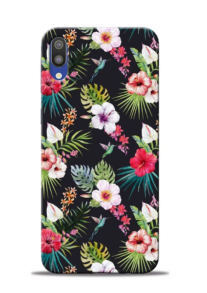 Flowers For You Samsung Galaxy M10 Mobile Back Cover