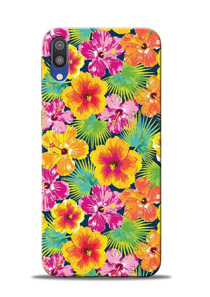 Garden Of Flowers Samsung Galaxy M10 Mobile Back Cover