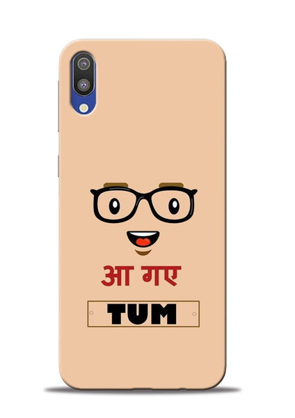 Agaye Tum Samsung Galaxy M10 Mobile Back Cover