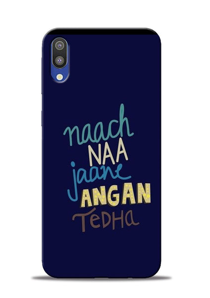 Angan Tedha Samsung Galaxy M10 Mobile Back Cover