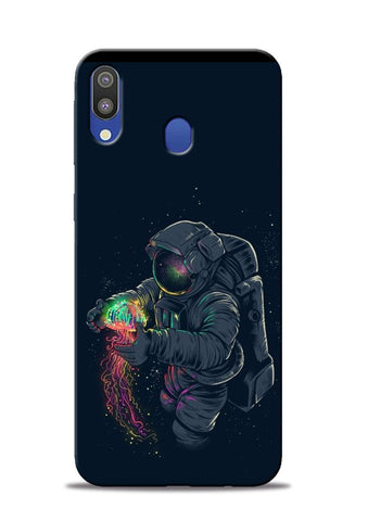 Astronaut Landed Samsung Galaxy M20 Mobile Back Cover