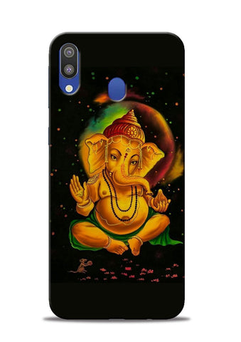 Great Ganesh Samsung Galaxy M20 Mobile Back Cover