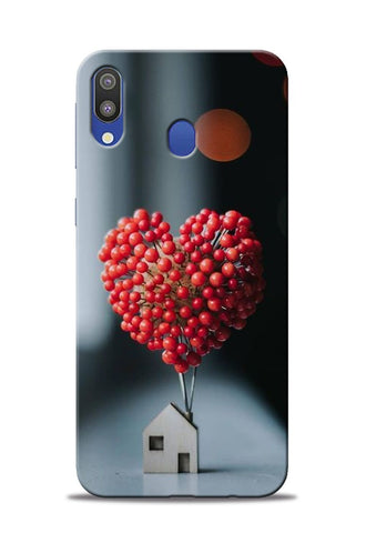 The lovely Berries Samsung Galaxy M20 Mobile Back Cover