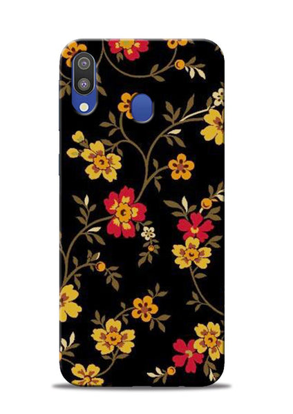 Rising Flower Samsung Galaxy M20 Mobile Back Cover