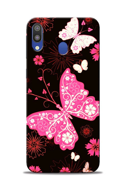 The Butterfly Samsung Galaxy M20 Mobile Back Cover