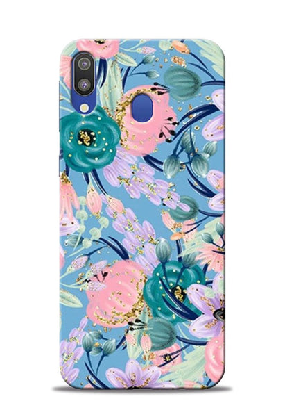 Lovely Flower Samsung Galaxy M20 Mobile Back Cover