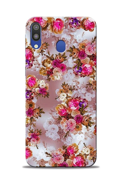 Rose For Love Samsung Galaxy M20 Mobile Back Cover