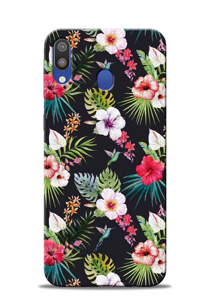 Flowers For You Samsung Galaxy M20 Mobile Back Cover