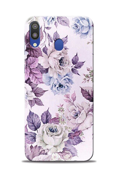 Flowers Forever Samsung Galaxy M20 Mobile Back Cover