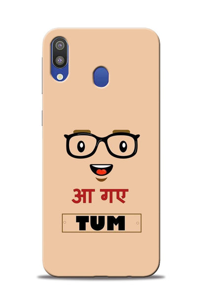 Agaye Tum Samsung Galaxy M20 Mobile Back Cover