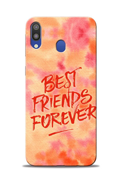 Best Friends Forever Samsung Galaxy M20 Mobile Back Cover