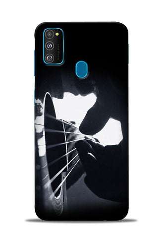 The Guitar Samsung Galaxy M30s Mobile Back Cover