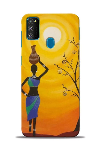 Fetching Water Samsung Galaxy M30s Mobile Back Cover