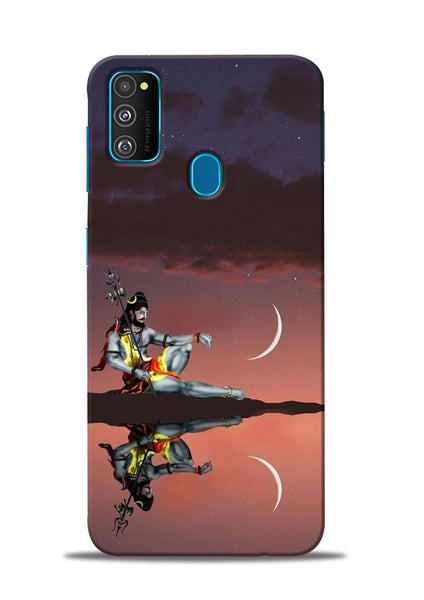 Lord Shiva Samsung Galaxy M30s Mobile Back Cover