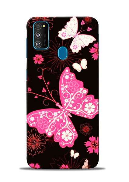 The Butterfly Samsung Galaxy M30s Mobile Back Cover