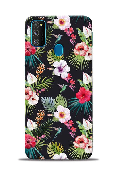 Flowers For You Samsung Galaxy M30s Mobile Back Cover