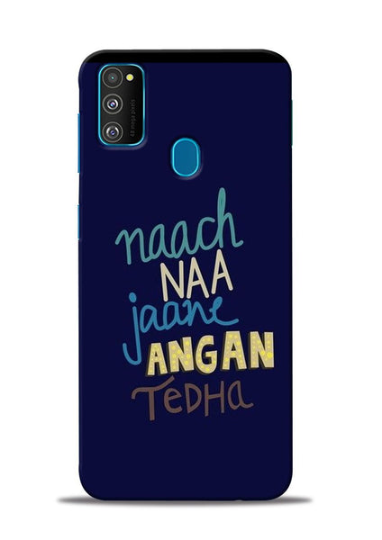 Angan Tedha Samsung Galaxy M30s Mobile Back Cover