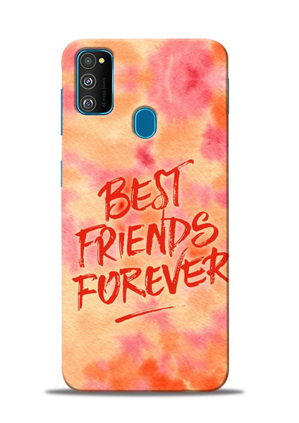 Best Friends Forever Samsung Galaxy M30s Mobile Back Cover