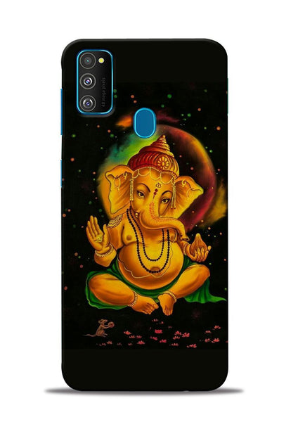 Great Ganesh Samsung Galaxy M31 Mobile Back Cover