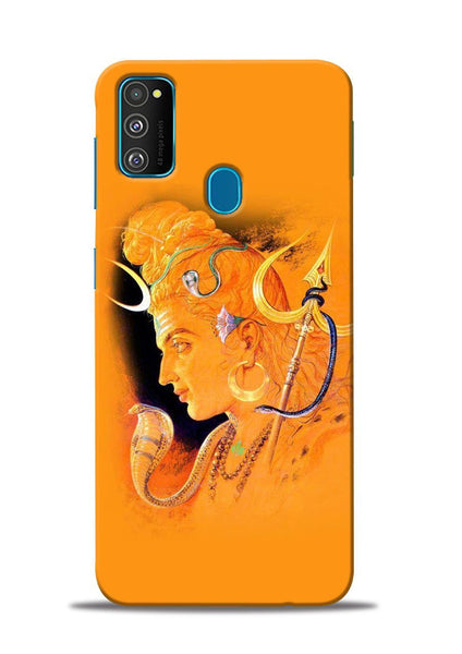 The Great Shiva Samsung Galaxy M31 Mobile Back Cover