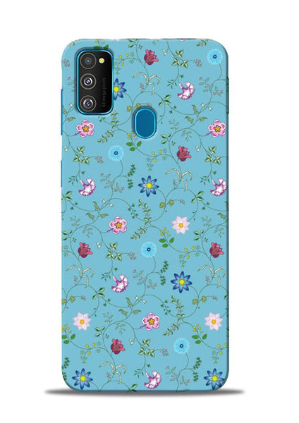 Fallen Flower Samsung Galaxy M31 Mobile Back Cover
