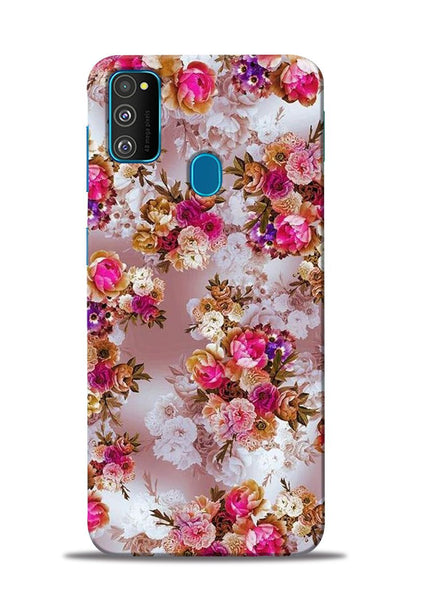 Rose For Love Samsung Galaxy M31 Mobile Back Cover