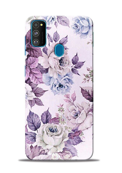 Flowers Forever Samsung Galaxy M31 Mobile Back Cover