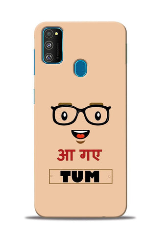 Agaye Tum Samsung Galaxy M31 Mobile Back Cover