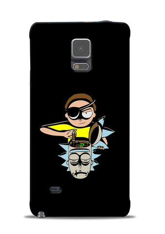 Brain Thief Samsung Galaxy Note 4 Mobile Back Cover