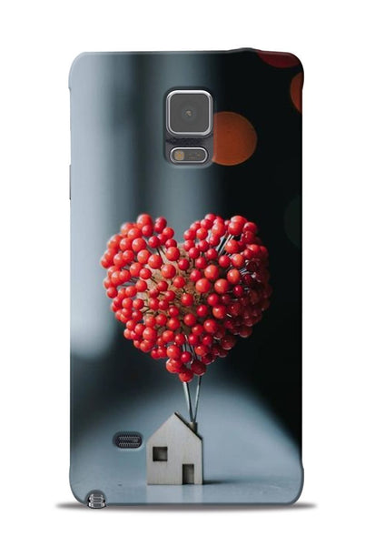 The lovely Berries Samsung Galaxy Note 4 Mobile Back Cover