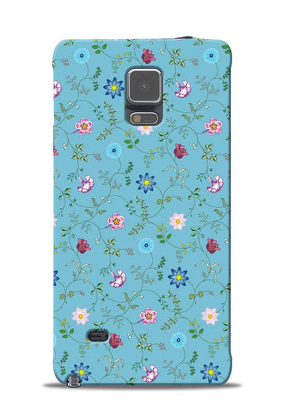Fallen Flower Samsung Galaxy Note 4 Mobile Back Cover