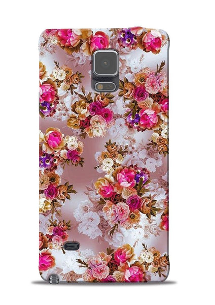 Rose For Love Samsung Galaxy Note 4 Mobile Back Cover