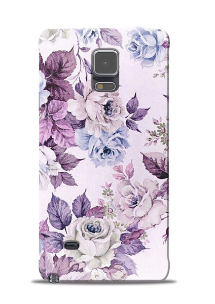 Flowers Forever Samsung Galaxy Note 4 Mobile Back Cover