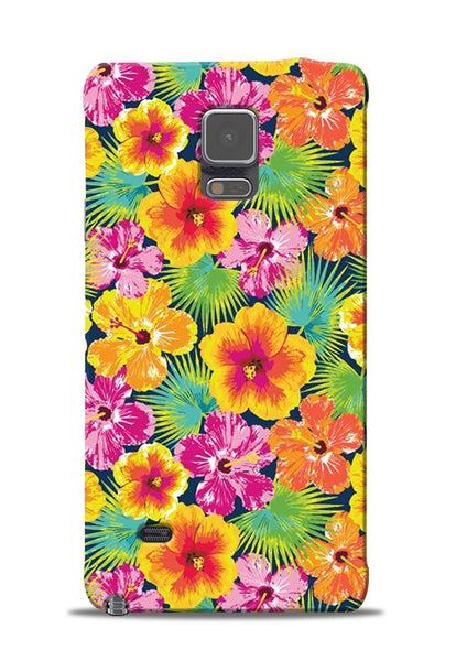 Garden Of Flowers Samsung Galaxy Note 4 Mobile Back Cover