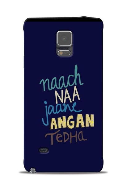Angan Tedha Samsung Galaxy Note 4 Mobile Back Cover