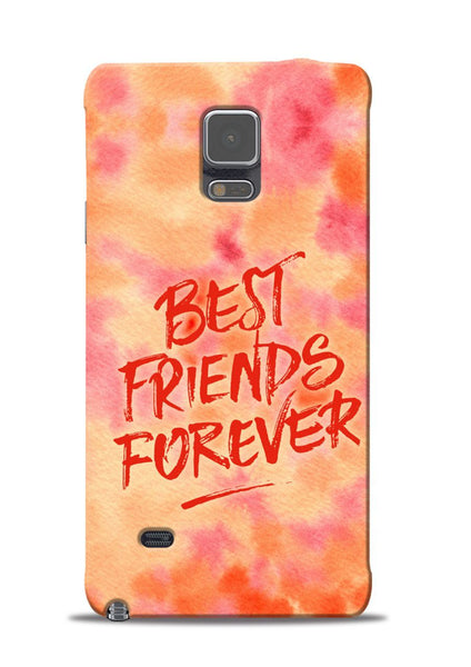 Best Friends Forever Samsung Galaxy Note 4 Mobile Back Cover