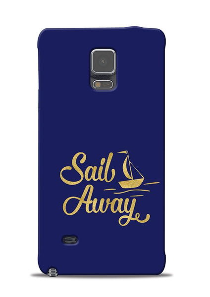 Sail Always Samsung Galaxy Note 4 Mobile Back Cover