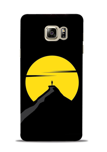 Long Walk Samsung Galaxy Note 5 Mobile Back Cover