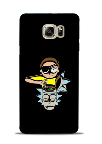 Brain Thief Samsung Galaxy Note 5 Mobile Back Cover