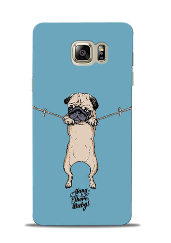 Hang In There Samsung Galaxy Note 5 Mobile Back Cover