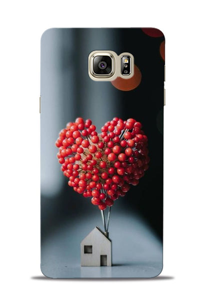 The lovely Berries Samsung Galaxy Note 5 Mobile Back Cover