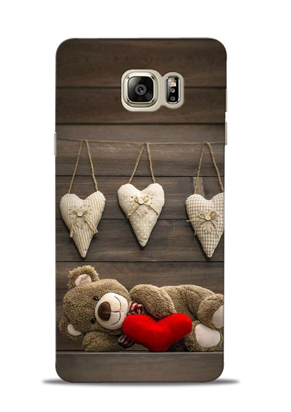 Teddy Love Samsung Galaxy Note 5 Mobile Back Cover