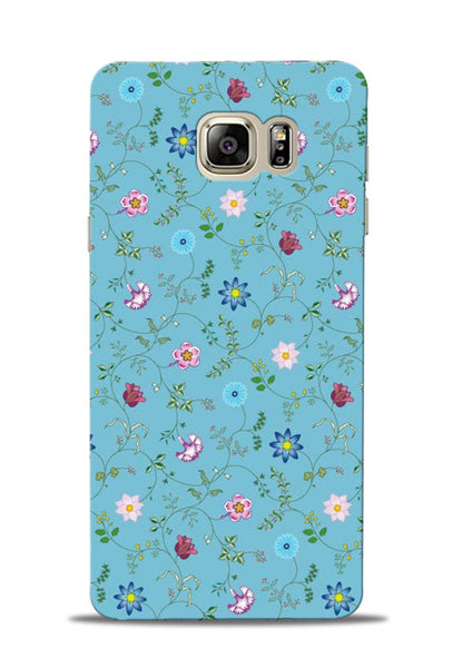 Fallen Flower Samsung Galaxy Note 5 Mobile Back Cover
