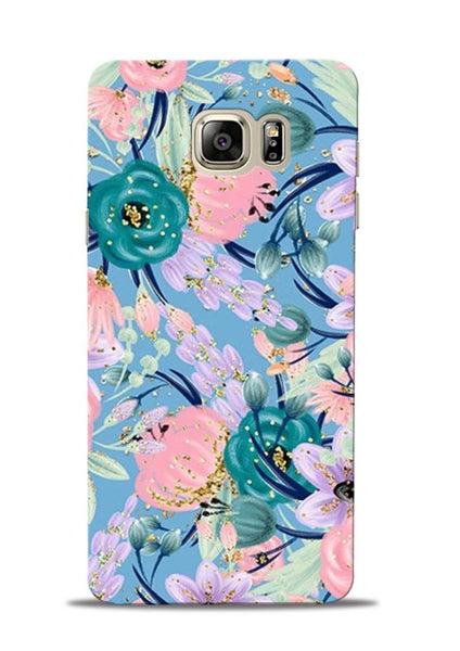 Lovely Flower Samsung Galaxy Note 5 Mobile Back Cover